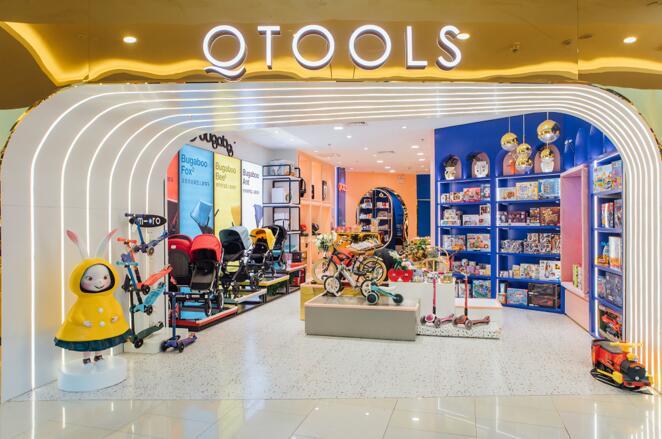 QTOOLS全国首家概念店于杭州盛大开